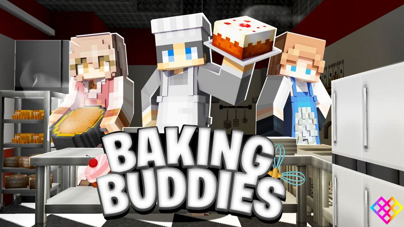Baking Buddies on the Minecraft Marketplace by Rainbow Theory