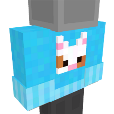 Kitty Sweater on the Minecraft Marketplace by Lebleb