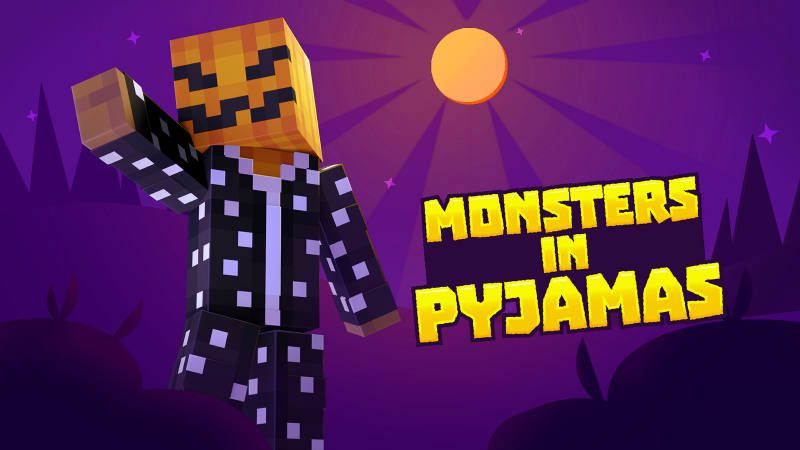 Monsters In Pyjamas on the Minecraft Marketplace by BLOCKLAB Studios