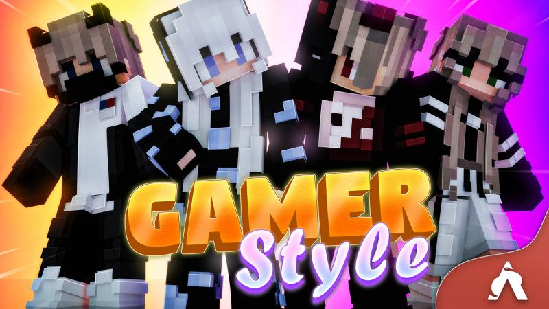 Gamer Style on the Minecraft Marketplace by Atheris Games