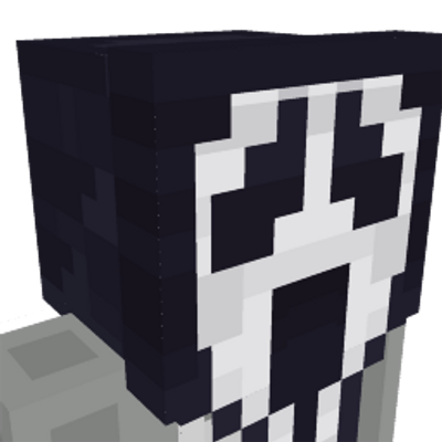 Scream Mask on the Minecraft Marketplace by Glorious Studios