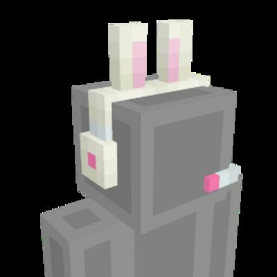 Bunny Headphones on the Minecraft Marketplace by Blu Shutter Bug