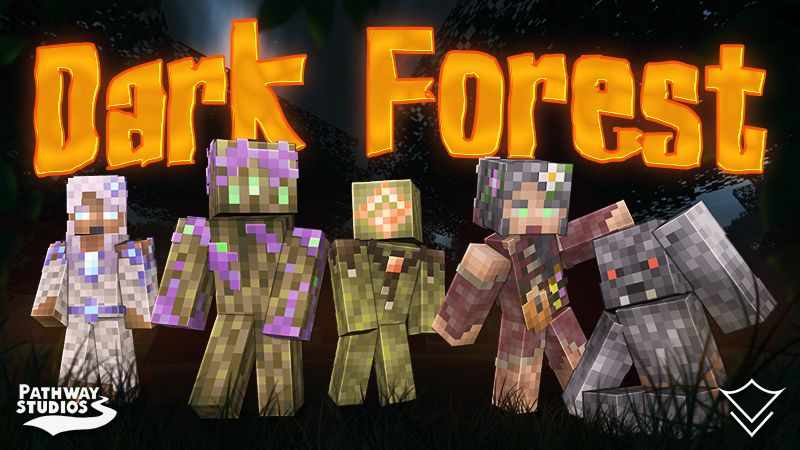 Dark Forest on the Minecraft Marketplace by Pathway Studios