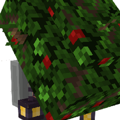 Tree on your back on the Minecraft Marketplace by Owls Cubed