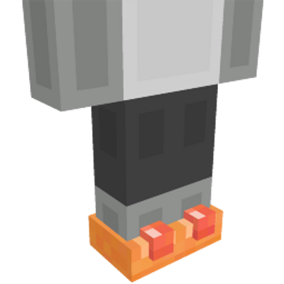 Hotdog Slippers on the Minecraft Marketplace by Lebleb