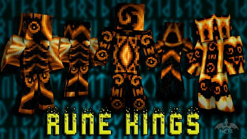 Rune Kings on the Minecraft Marketplace by Dragnoz