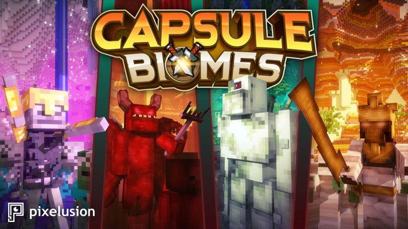 Capsule Biomes