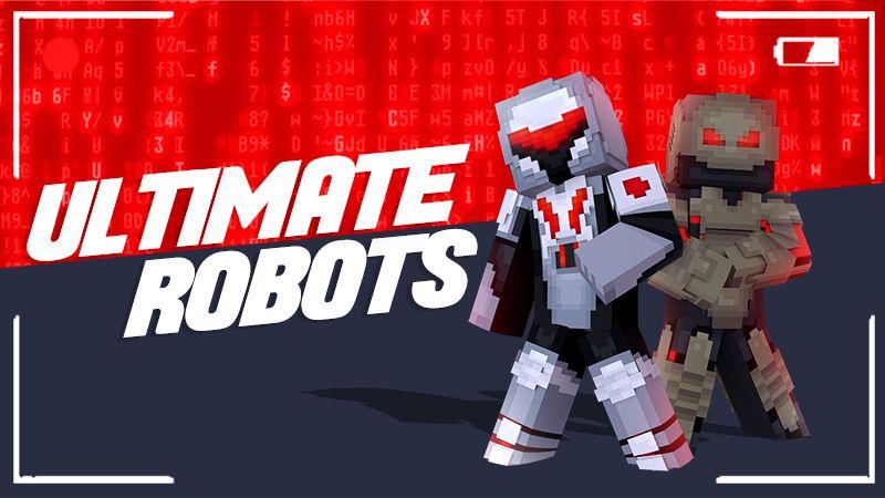 Ultimate Robots HD on the Minecraft Marketplace by UnderBlocks Studios