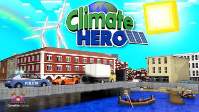 Climate Hero on the Minecraft Marketplace by Cleverlike