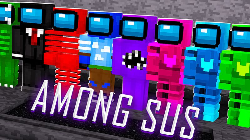 Among Sus on the Minecraft Marketplace by The Lucky Petals