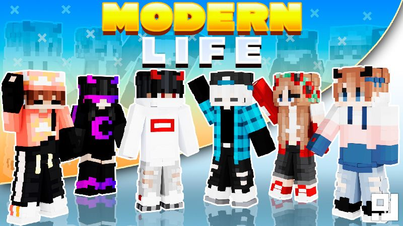 Modern Life on the Minecraft Marketplace by inPixel