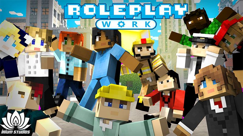 Roleplay Work on the Minecraft Marketplace by IriumBT