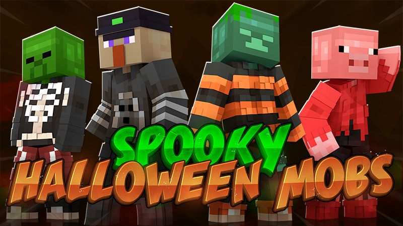 Spooky Halloween Mobs on the Minecraft Marketplace by Cypress Games