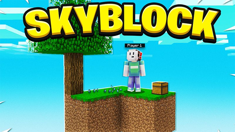 Skyblock on the Minecraft Marketplace by ChewMingo