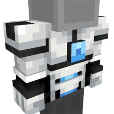 Sci Fi Chestplate on the Minecraft Marketplace by Team Vaeron