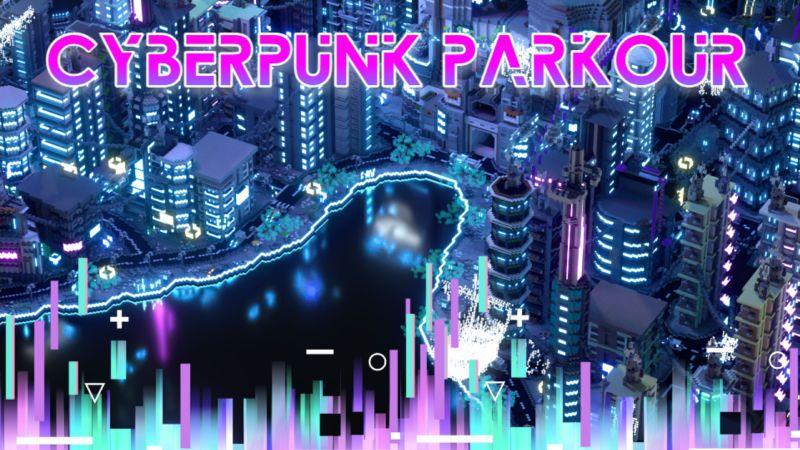 Cyberpunk Parkour