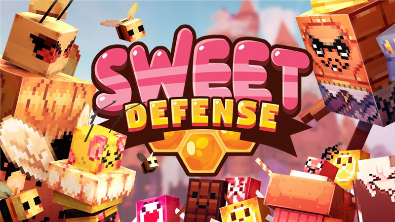Sweet Defense on the Minecraft Marketplace by Humblebright Studio