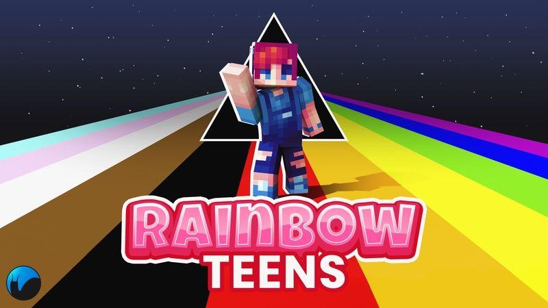 Rainbow Teens on the Minecraft Marketplace by Snail Studios