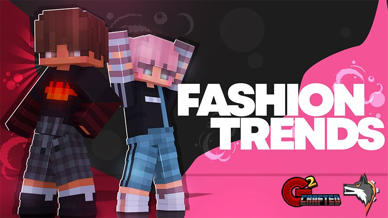 Fashion Trends on the Minecraft Marketplace by G2Crafted