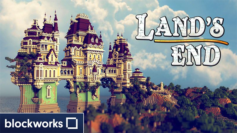 Lands End on the Minecraft Marketplace by Blockworks