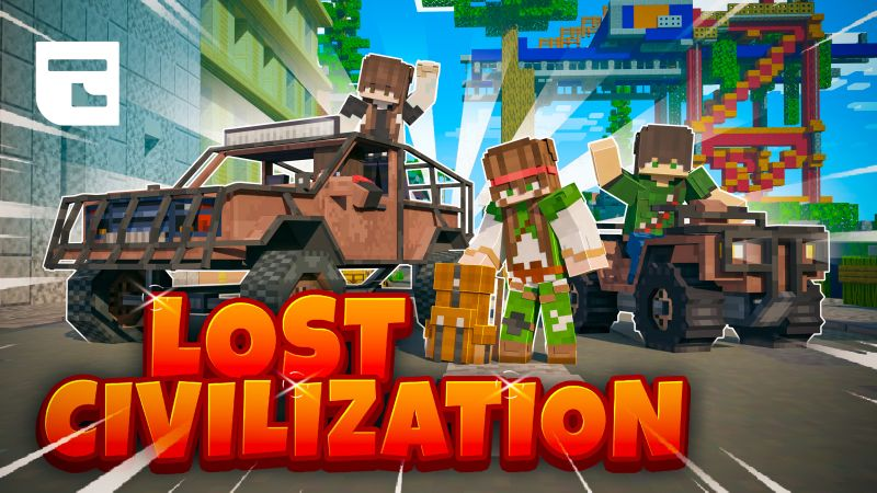 Lost Civilization on the Minecraft Marketplace by Norvale