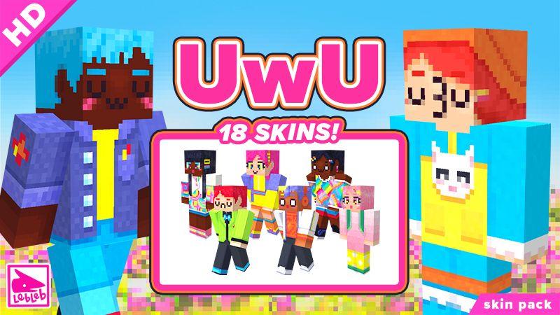 UwU on the Minecraft Marketplace by Lebleb