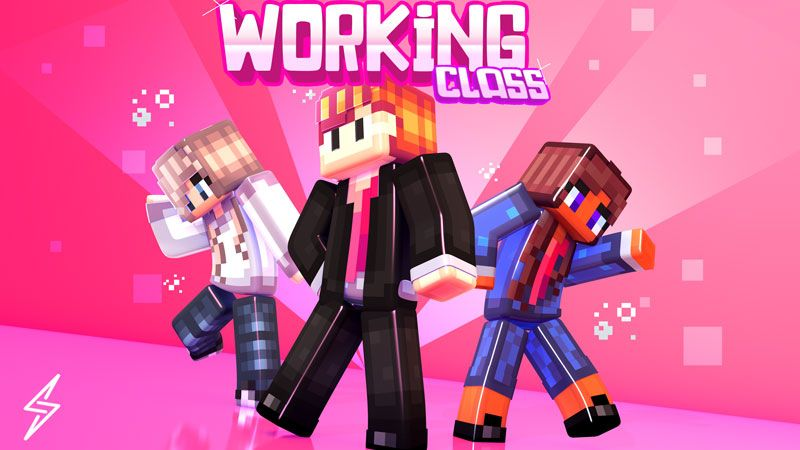 Working Class on the Minecraft Marketplace by Senior Studios