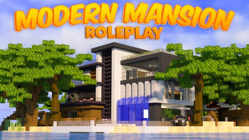 Modern Mansion Roleplay on the Minecraft Marketplace by Podcrash