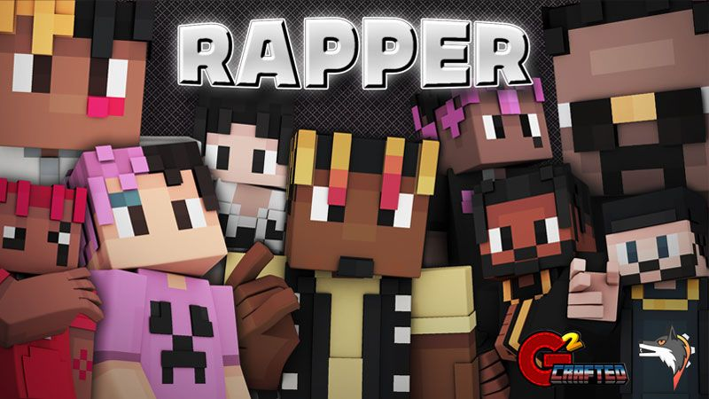Rapper on the Minecraft Marketplace by G2Crafted