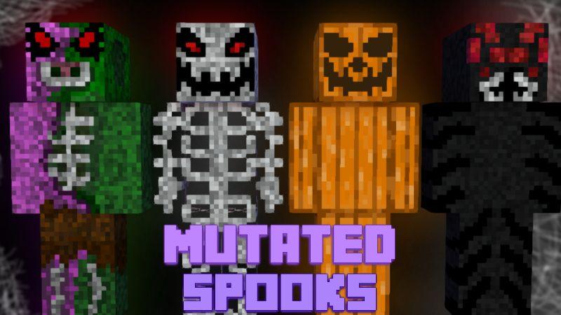 Mutated Spooks on the Minecraft Marketplace by Pixelationz Studios