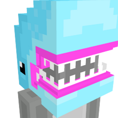 Shark Mask on the Minecraft Marketplace by Lebleb