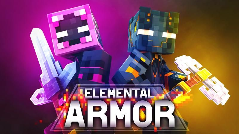 Elemental Armor on the Minecraft Marketplace by Cubed Creations