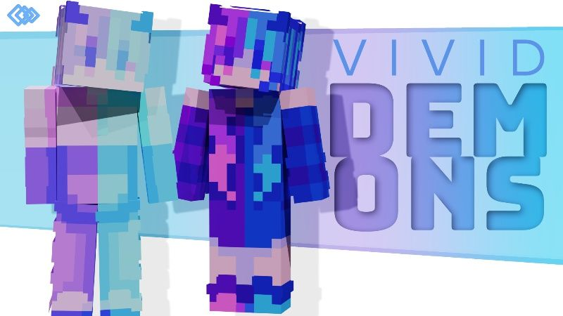 Vivid Demons on the Minecraft Marketplace by Tetrascape