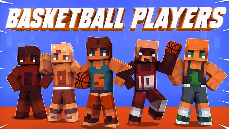 Basketball Players on the Minecraft Marketplace by Mine-North