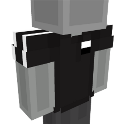Streetwear Black Top on the Minecraft Marketplace by NovaEGG