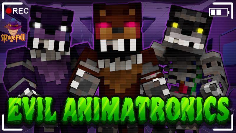 Evil Animatronics on the Minecraft Marketplace by Magefall