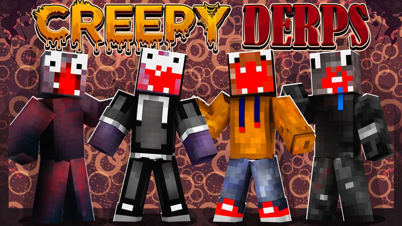 Creepy Derps on the Minecraft Marketplace by Blu Shutter Bug