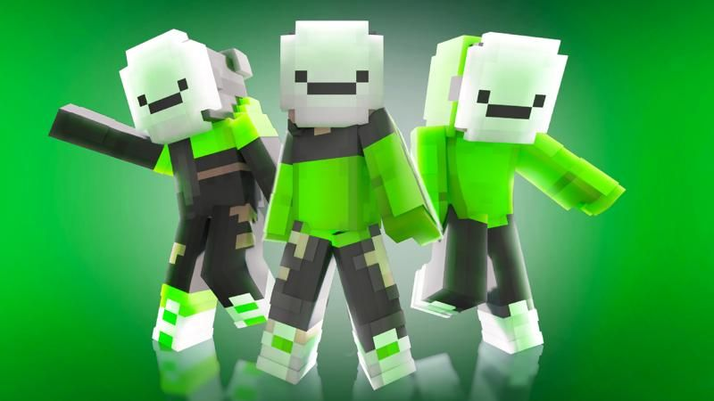 Green Team on the Minecraft Marketplace by Nitric Concepts