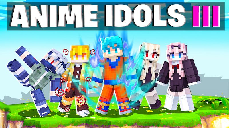 Anime Idols 3 on the Minecraft Marketplace by DogHouse