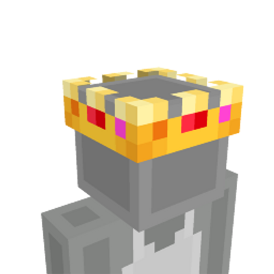 Rainbow Crown on the Minecraft Marketplace by Magefall