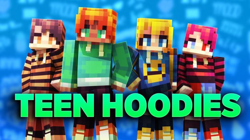 Teen Hoodies on the Minecraft Marketplace by Podcrash