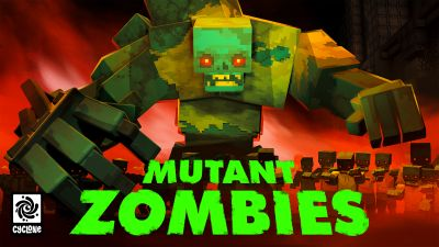 Mutant Zombies on the Minecraft Marketplace by Cyclone