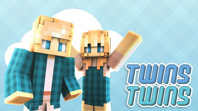Twins on the Minecraft Marketplace by Impulse