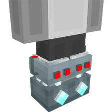 Cyberpunk Boots on the Minecraft Marketplace by Cynosia