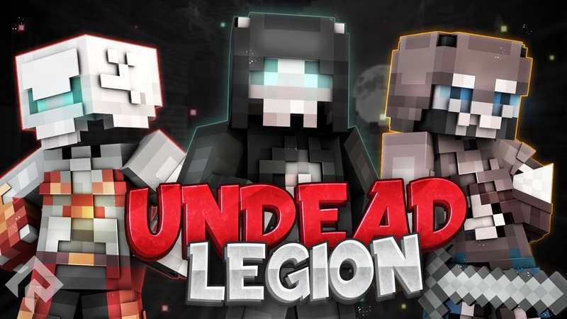 Undead Legion on the Minecraft Marketplace by RareLoot