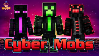 Cyber Mobs on the Minecraft Marketplace by Magefall