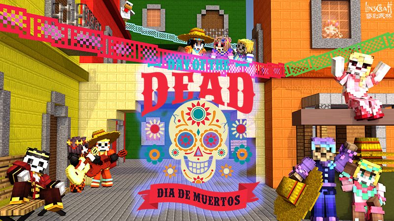 Day of the Dead on the Minecraft Marketplace by LinsCraft
