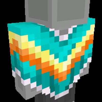 Llama Poncho on the Minecraft Marketplace by Minecraft