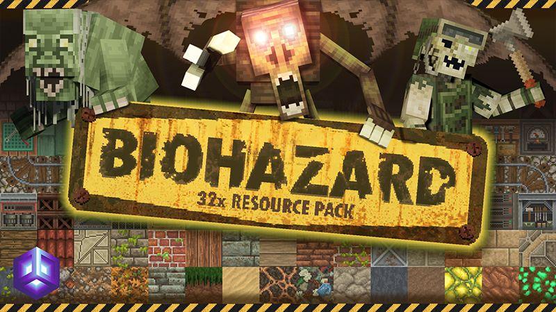 BIOHAZARD on the Minecraft Marketplace by Odd Block
