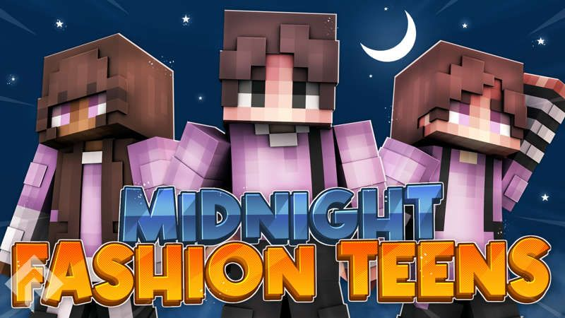 Midnight Fashion Teens on the Minecraft Marketplace by RareLoot